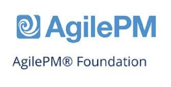 Agile Project Management Foundation (AgilePM) 3 Days Virtual Live Training in Hamilton City
