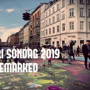 Bilfri Sndag 2019 Loppemarked p Nrrebro