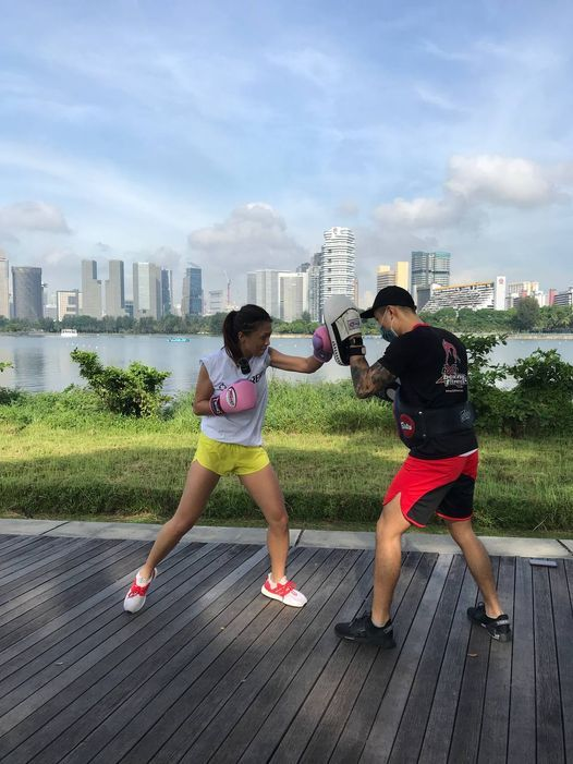 Muay Thai Outdoor Experiential Session, 24 July | Event in Singapore | AllEvents.in