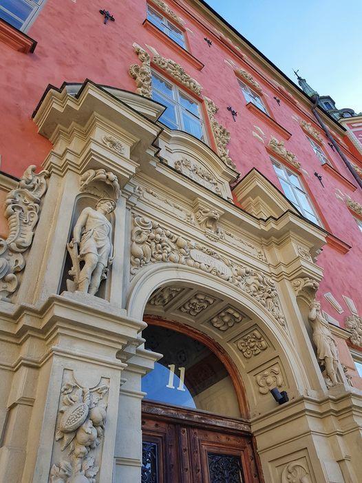 Dörrar, dekorationer och Domkyrkan, 13 May | Event in Stockholm | AllEvents.in