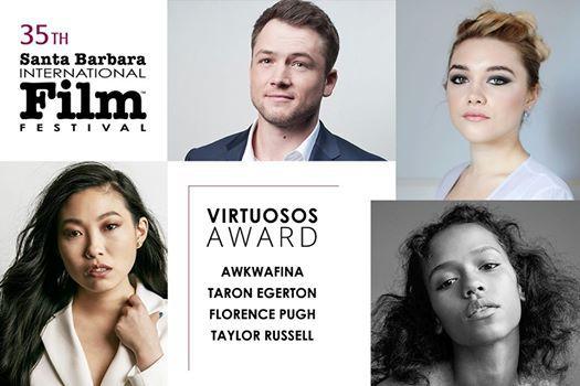 35th SBIFF  Virtuosos Award