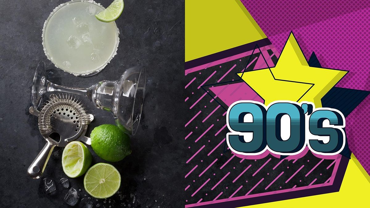 90s Themed Margarita Crawl, 13 February   Event in Los Angeles   AllEvents.in