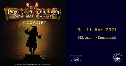 «Pirates of the Caribbean: Dead Man's Chest», 9 April | Event in Sursee | AllEvents.in