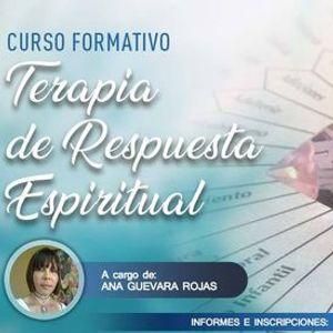 CURSO FORMATIVO TERAPIA DE RESPUESTA ESPIRITUAL (TRE) Nivel 1- 13 de Febrero 2021