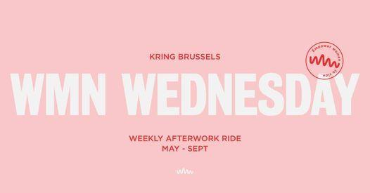 Kring x Wednesday WMNride 2020