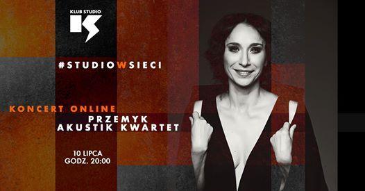 Przemyk Akustik Kwartet  studiowsieci  Krakw  Studio