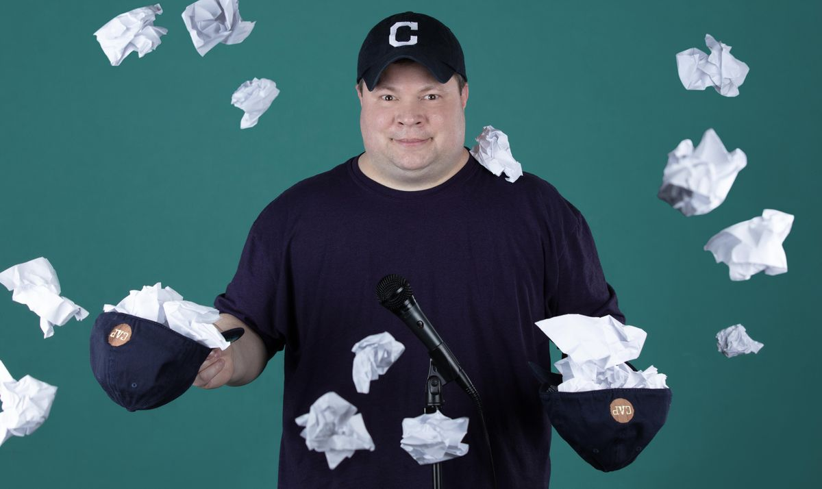 John Caparulo Live at Park Theatre, 7 November   Event in Holland   AllEvents.in
