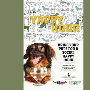 Yappy Hour Bring your Pups for Happy Hour at Waxy OSheas Irish Pub