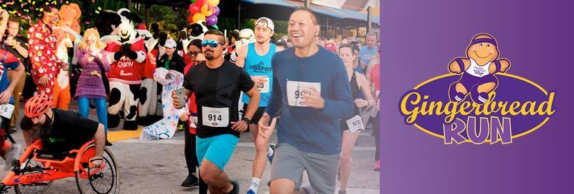 Gingerbread Run 2021, 6 November | Event in Kissimmee | AllEvents.in