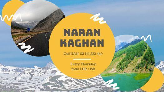 Naran Kaghan 3 Days Group Tour