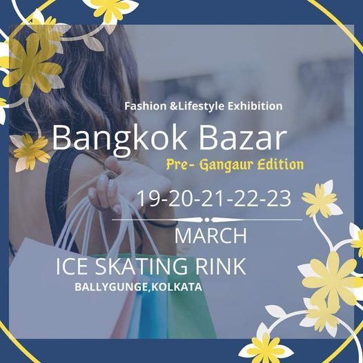 Bangkok Bazar, 19 March   Event in Kolkata   AllEvents.in