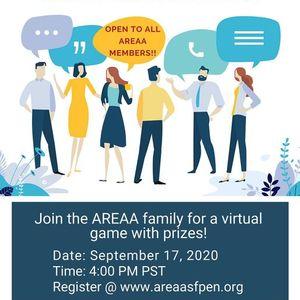 Virtual Member Appreciation Event