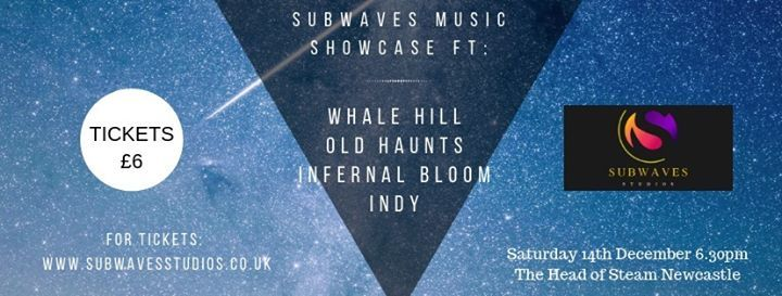 Whale Hill Old Haunts Infernal Bloom  Special Guests