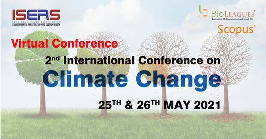 International Conference on Climate Change, 25 May | Event in Kuala Lumpur | AllEvents.in