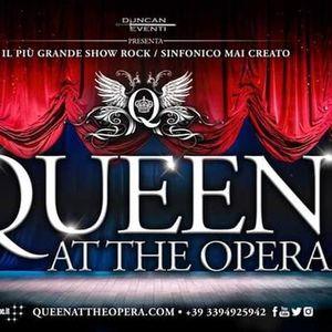 QUEEN at the Opera - Milano DATA POSTICIPATA