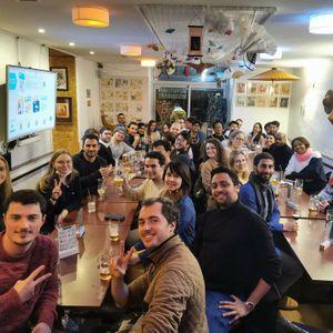Ghent BlaBla Language Exchange (Online - Every Wednesday)