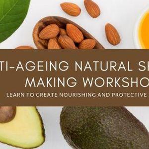 Anti-Ageing Skincare Making Workshop