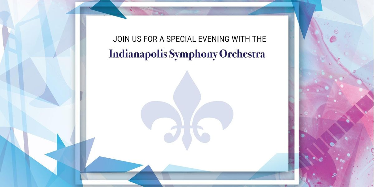 Evening with the Indianapolis Symphony Orchestra at Hilbert