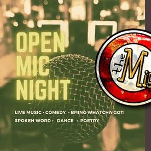 Open Mic Night  The Mission