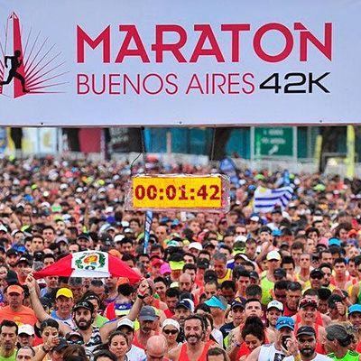 Maratona de Buenos Aires 2021