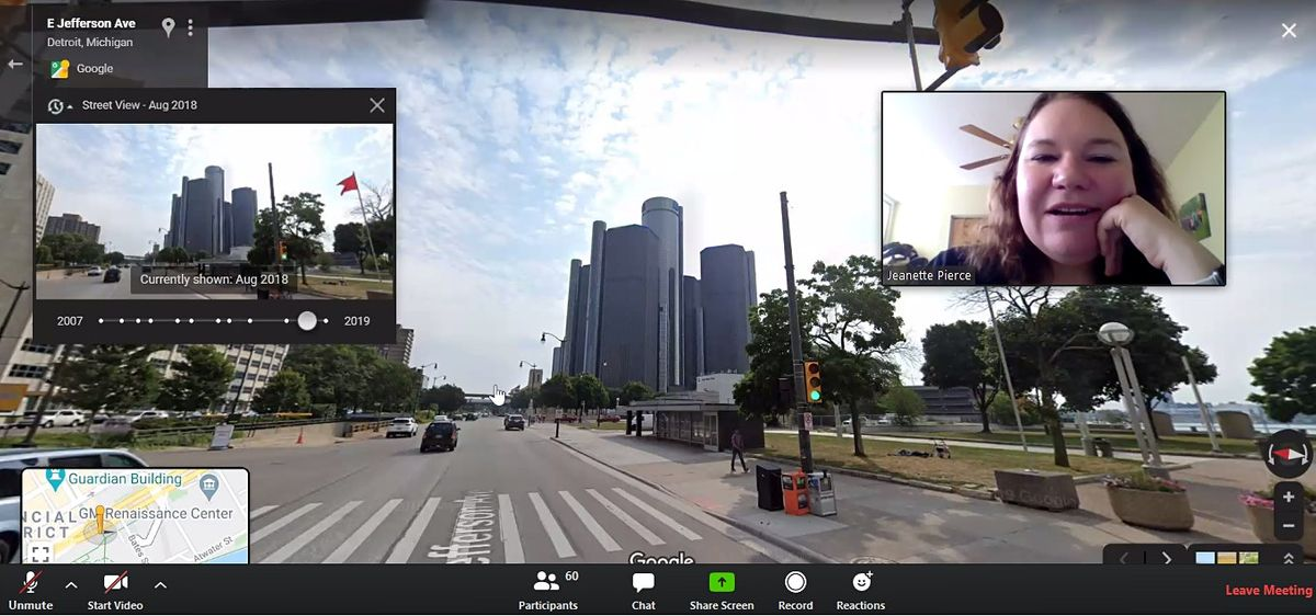Best of Downtown Detroit Virtual Tour | Online Event | AllEvents.in