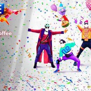 Just Dance Game Party in HCM City