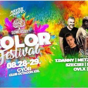 IV. Color Festival Gyr 2020