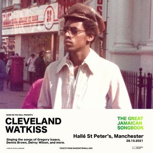 Cleveland Watkiss presents The Great Jamaican Songbook live at Hall St. Peters Manchester