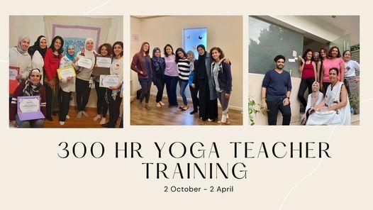 300-Hr Yoga Teacher Training, 2 October | Event in Helwan | AllEvents.in