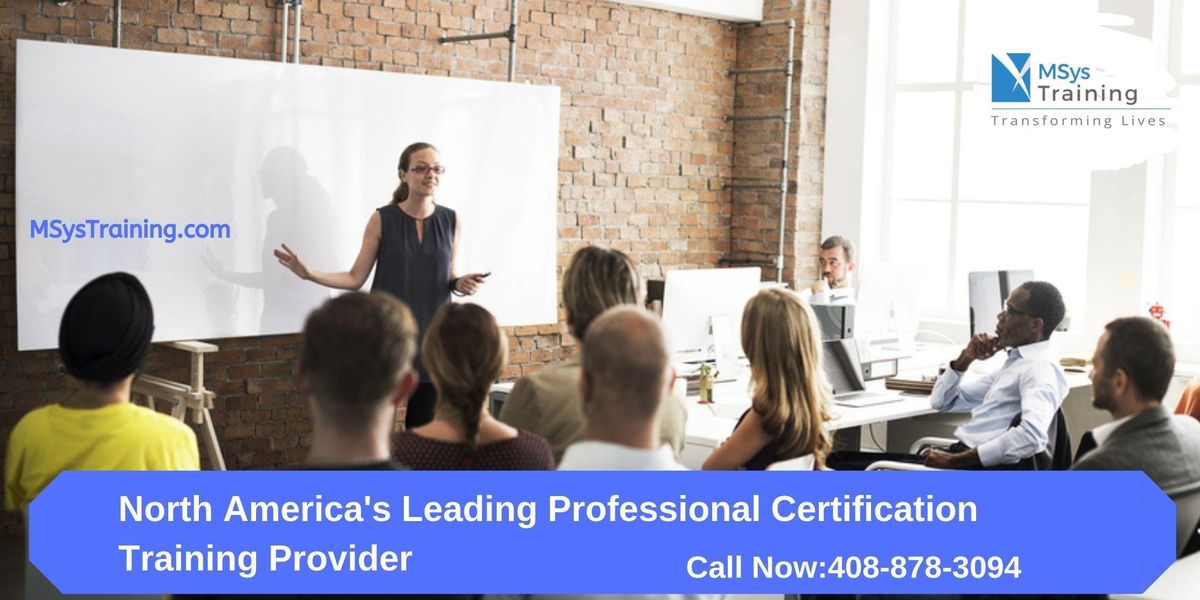 PMP (Project Management) Certification Training In Melbourne VIC