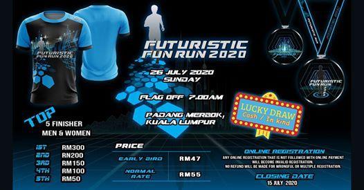 Futuristic Fun Run 2020