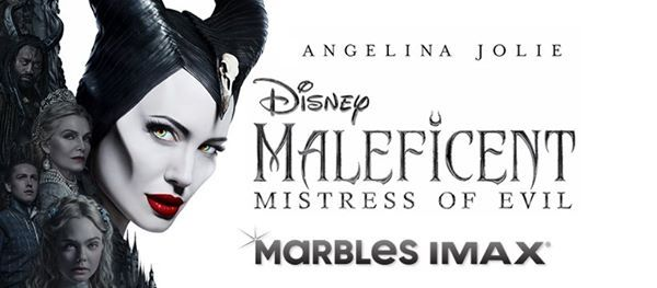 Maleficent Mistress Of Evil The Imax 2d Experience At