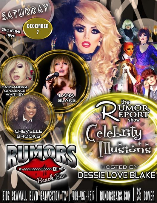 Celebrity Illusions Show