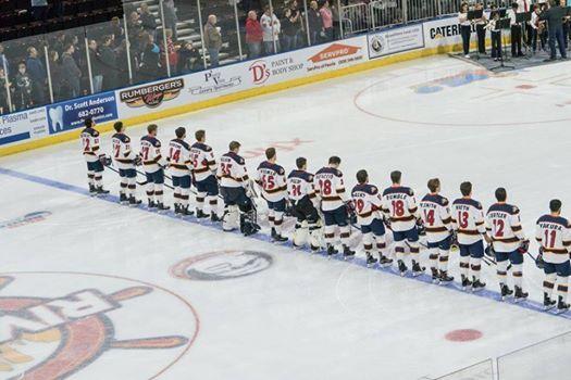 Peoria Rivermen vs. Knoxville Ice Bears
