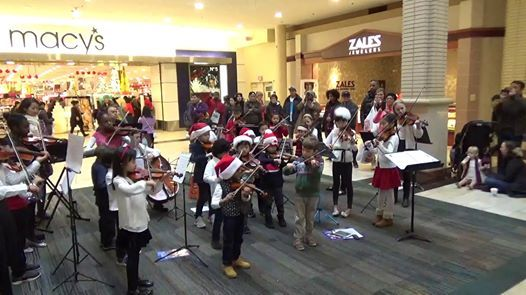 Suzuki Violin Holiday Concert