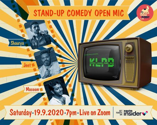 KLPD - Komedy Laughs Puns Digs 102