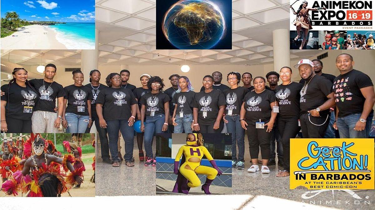Science FictionFantasy & Barbados