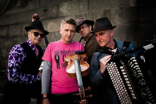 Budapest Cafe Orchestra at The Stables, 8 December   Event in Milton Keynes   AllEvents.in