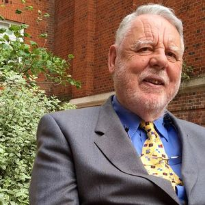 An afternoon cruise with Terry Waite