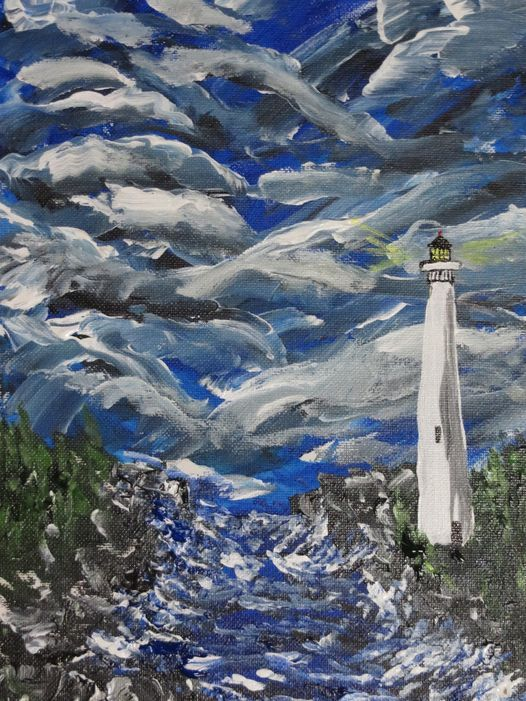 Stormy Sky ~ Virtual PWJ ~ Free, 30 June   Online Event   AllEvents.in