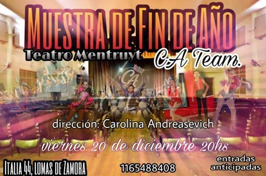 C.A. Team 2019 Unidos por la Danza