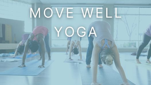 Move Well Yoga - Session II | Event in Waukesha | AllEvents.in