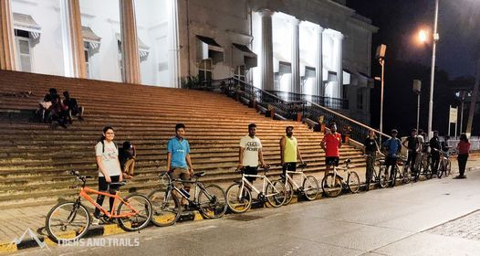 Treks and Trails India - Mumbai Midnight Cycling (SoBo Circuit) on 28th 29th November 2020 | Event in Mumbai
