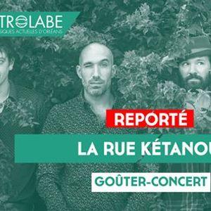 Goter - Concert I La Rue Ketanou I LAstrolabe Orlans