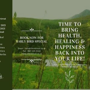 Herbal Healing Retreat Experience