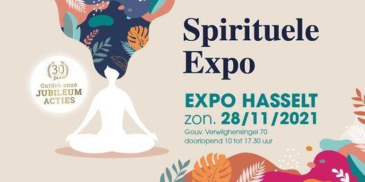 Spirituele Beurs Hasselt • Bloom Expo, 28 November   Event in Hasselt   AllEvents.in