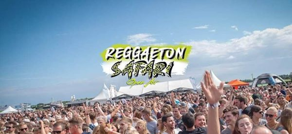 Open Air  Reggaetn Safari Bremen