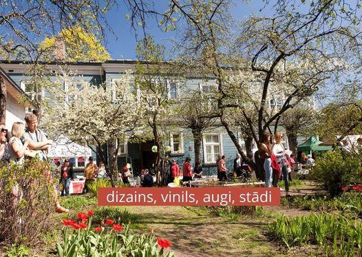 Kalnciema kvartāla tirgus, 8 May | Event in Saulkrasti | AllEvents.in