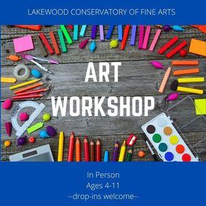 ART Workshop - LAKEWOOD CAMP