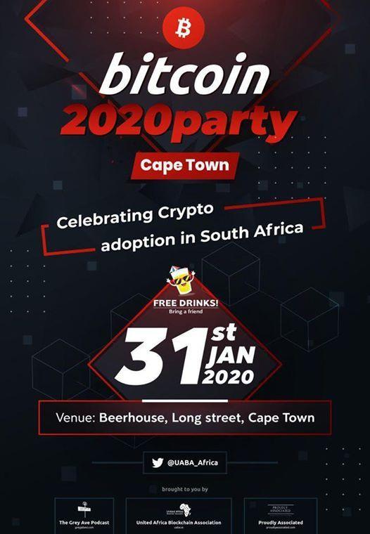 Bitcoin Party 2020